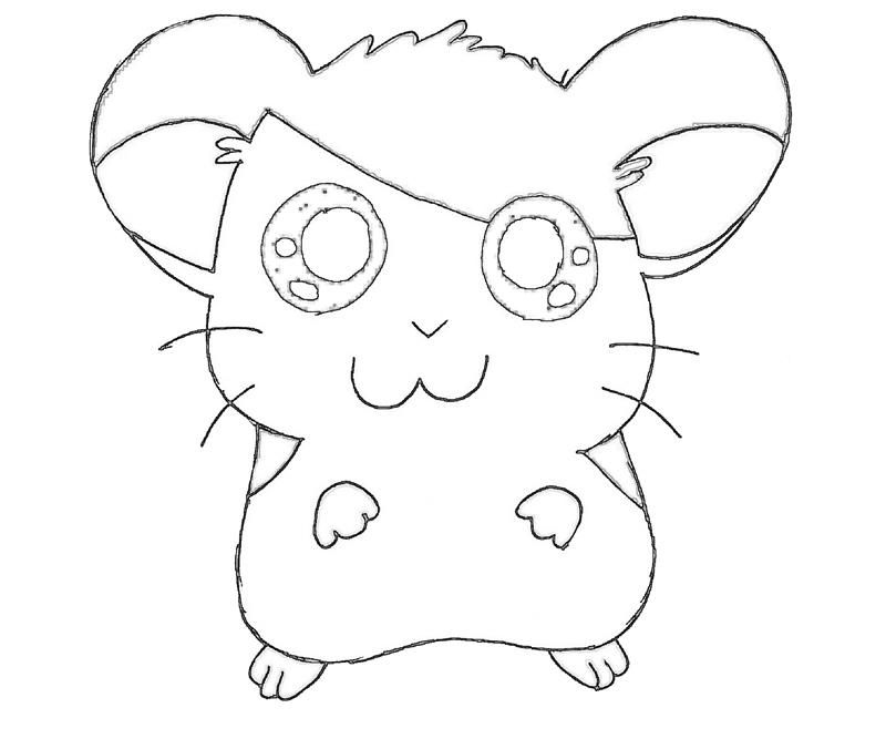 ham coloring pages - photo#25