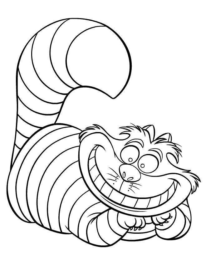 coloring pages caricatures - photo#17