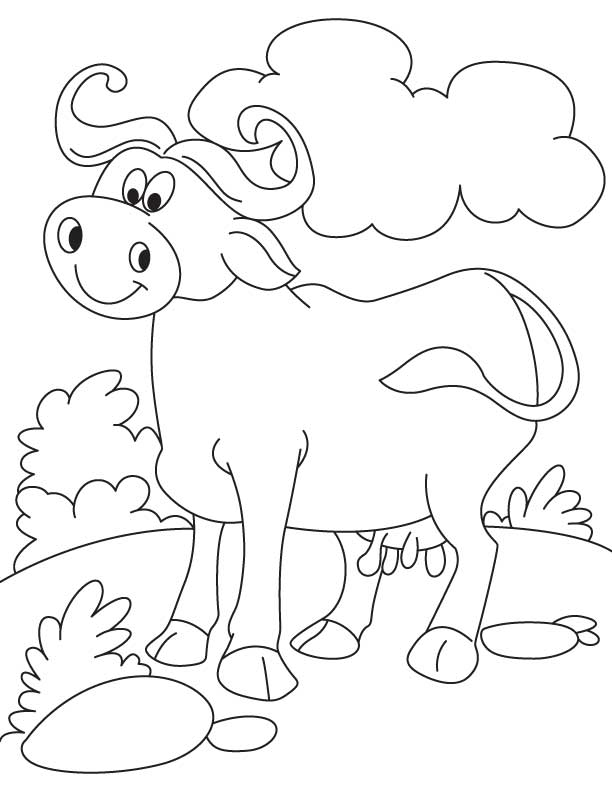 Free coloring pages of flowers, trees grass