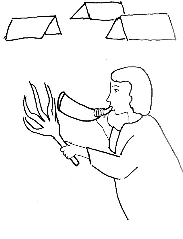 Coloring Pages: blind bartimaeus coloring page Blind Bartimaeus
