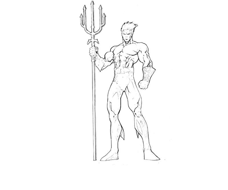dc heroes free coloring pages - photo#24