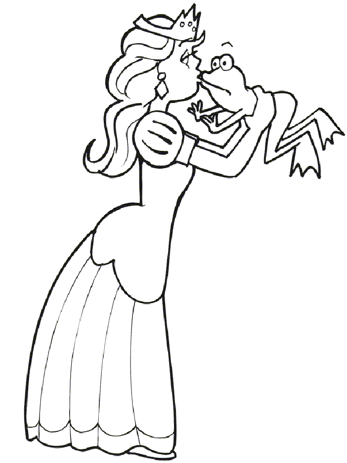 coloring pages fairytales - photo#50