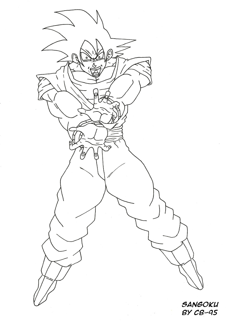 Dragon Ball Drawings Az Coloring Pages Z Battle Of Gods Coloring Pages