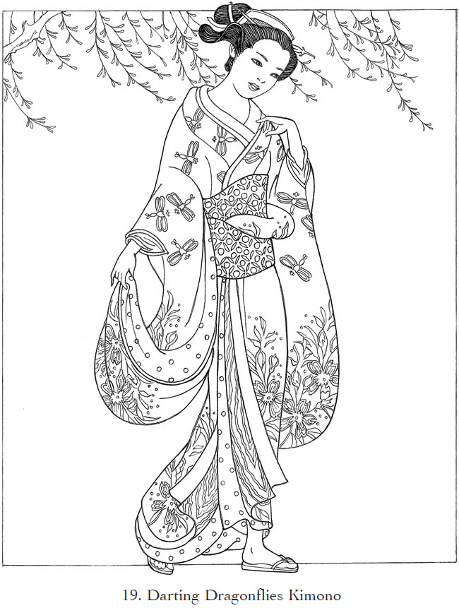 tokyo coloring pages - photo#10
