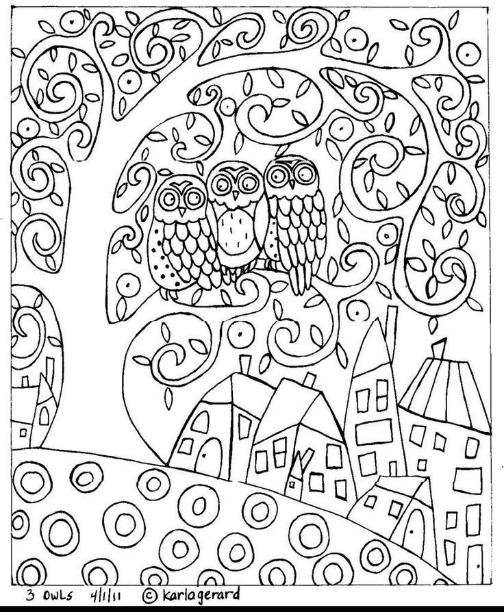 Lets Doodle Coloring Pages Coloring