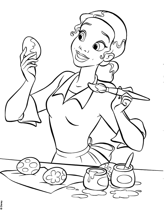 Princess Tiana Coloring Pages Az Coloring Pages Princess And The Frog Drawings Free Coloring Sheets