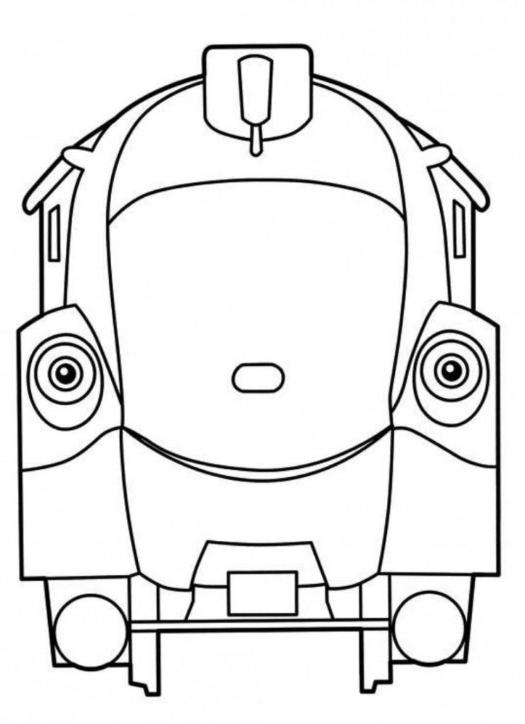 Chuggington Coloring Pages - AZ Coloring Pages