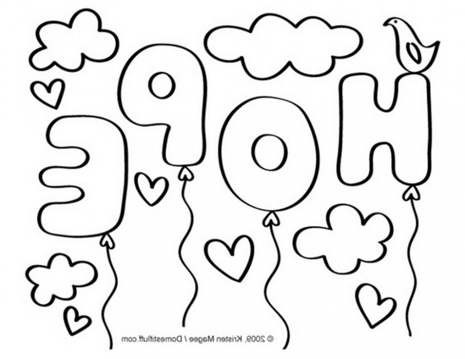 Get well soon coloring cards az coloring pages for Card coloring pages