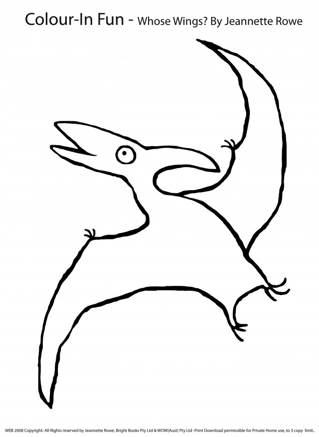 Pteranodon Coloring Pages Az Coloring Pages Pteranodon Coloring Pages
