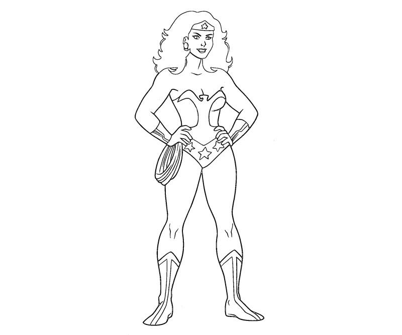 Wonder woman coloring pages az coloring pages
