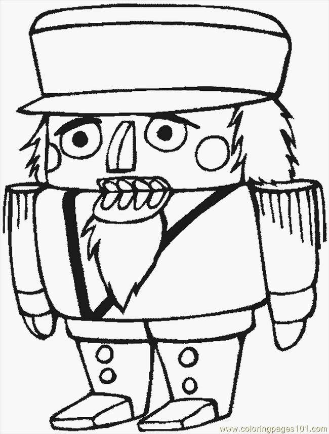 coloring pages of nutcrackers - photo#15
