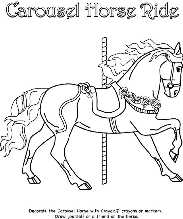 free coloring pages of carnival rides for Carnival Coloring Pages to Print  Carnival Rides Coloring Pages