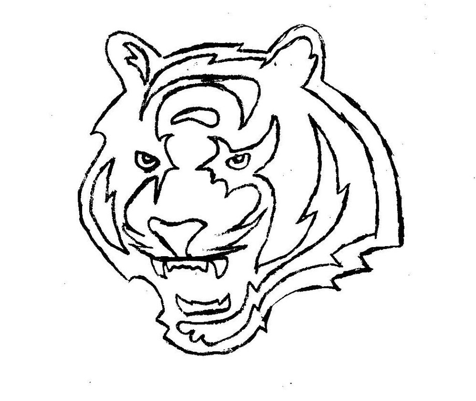 49ers logos free az coloring pages Cincinnati Bengals Coloring Pages  Bengals Coloring Pages