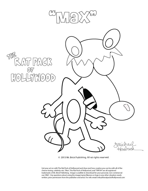 planet 51 coloring pages free - photo#26