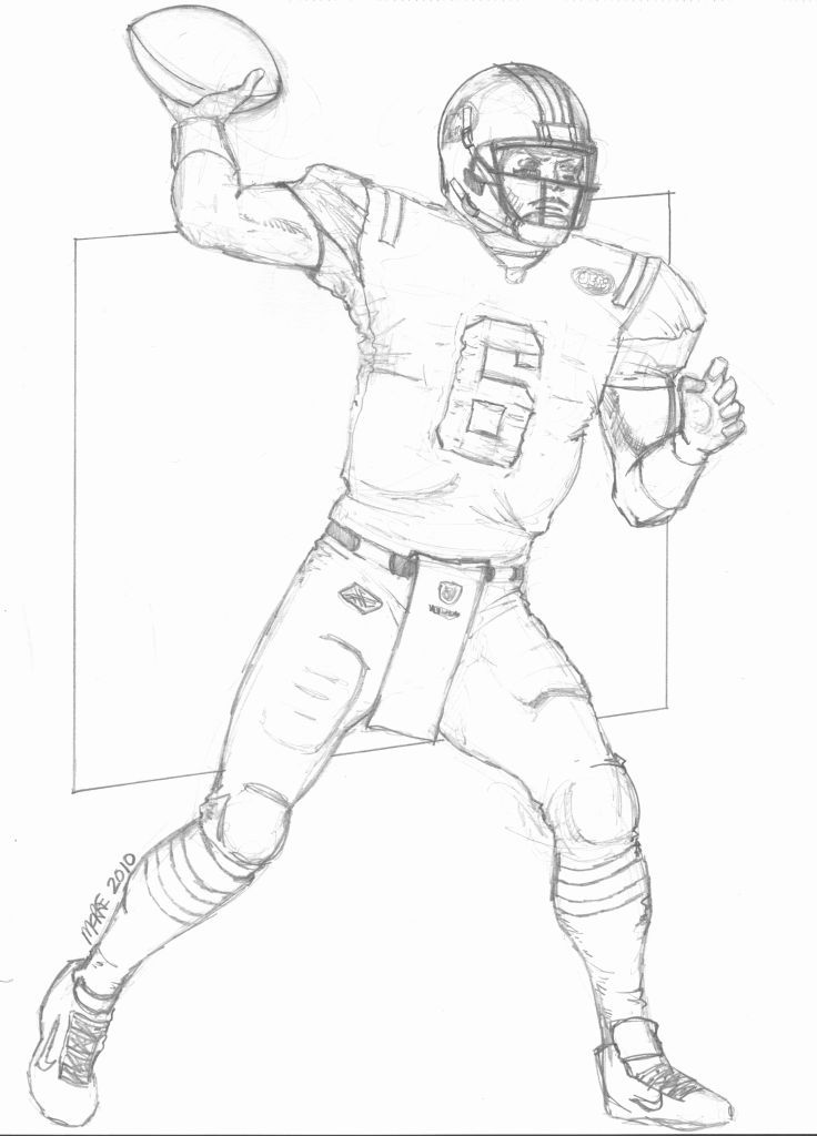 pauls blog nfl coloring pages - photo#9