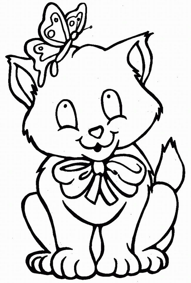 Amazing Coloring Pages: Cats coloring pages
