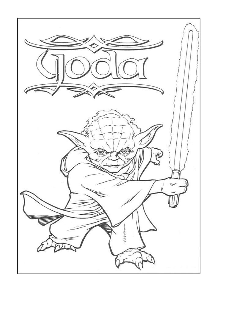 nice yoda coloring page coloring pages coloring home