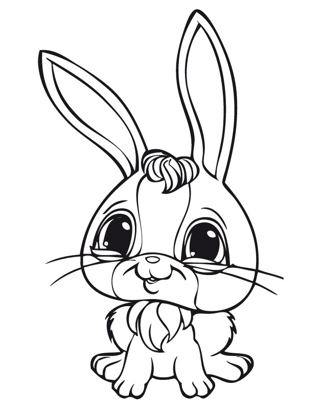coloring pages lps - photo#14