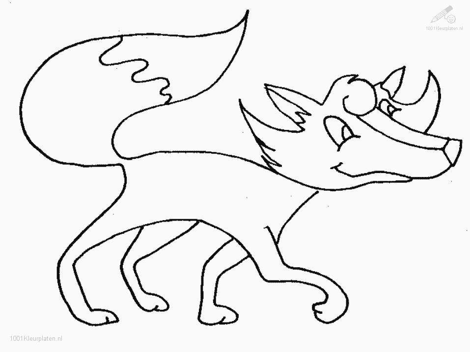 Fox pictures to print coloring home for Foxes coloring pages