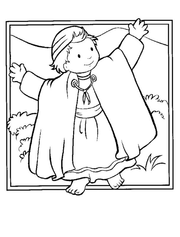 Christian Coloring Pages For Kids Compliments Of Warren