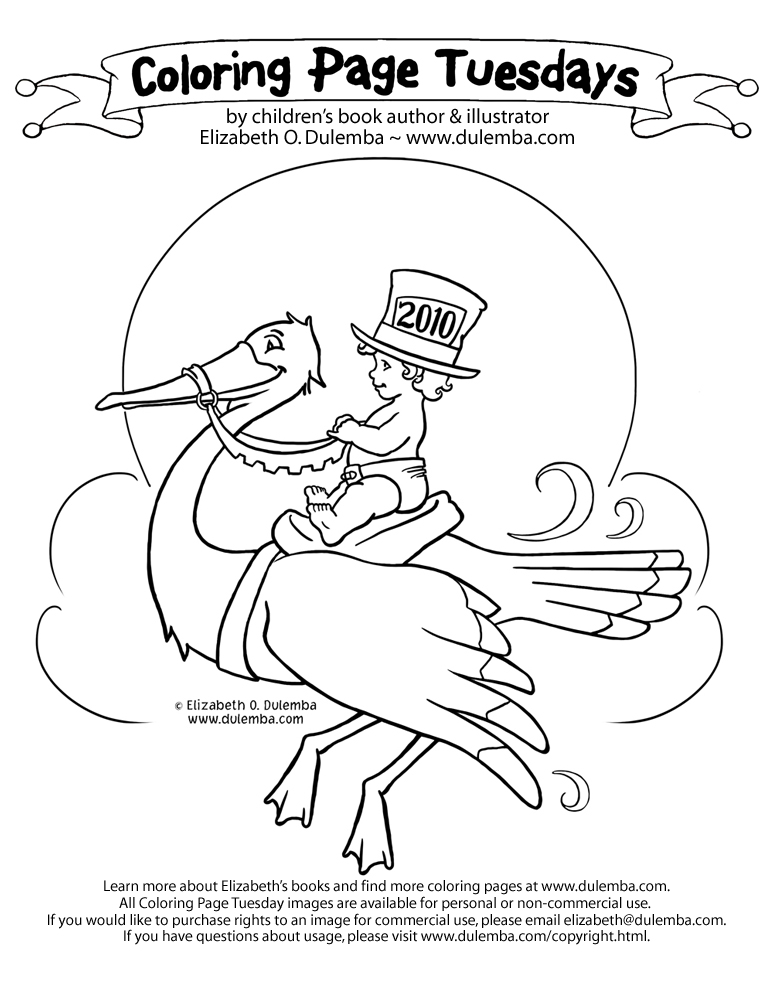 year 2009 coloring pages - photo#24