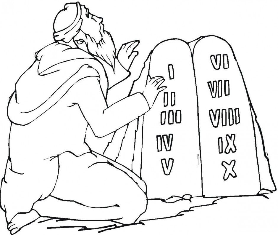 Passover Coloring Pages Moses Passover Coloring Pages Kids 294452