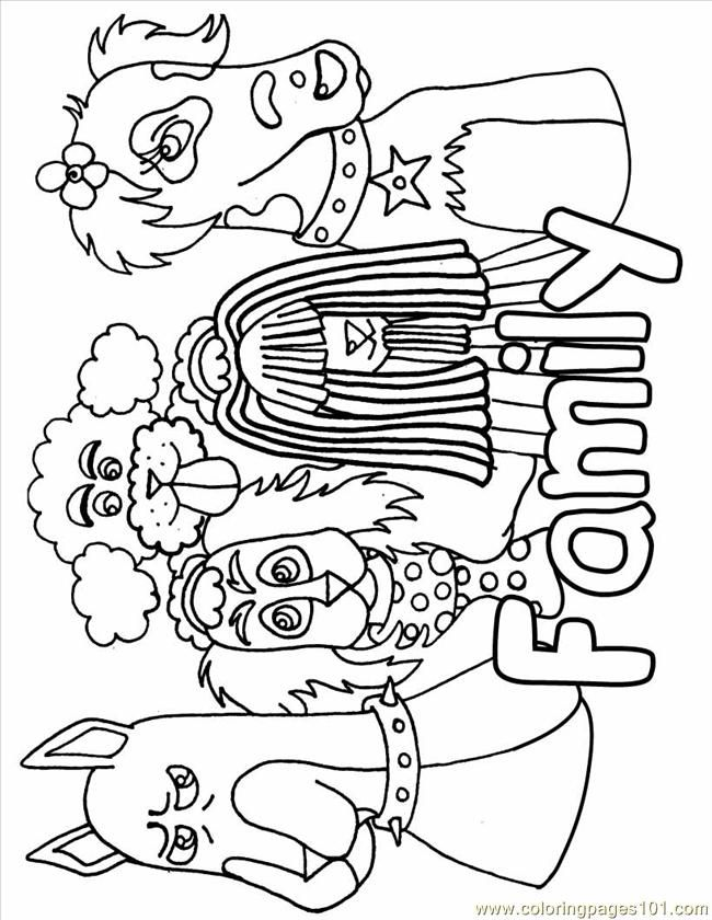 bassett coloring pages - photo#33