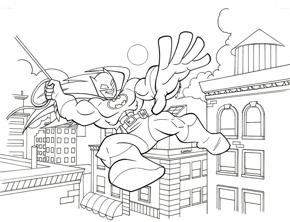 Dc Super Friends Coloring Pages Az Coloring Pages Dc Coloring Sheets