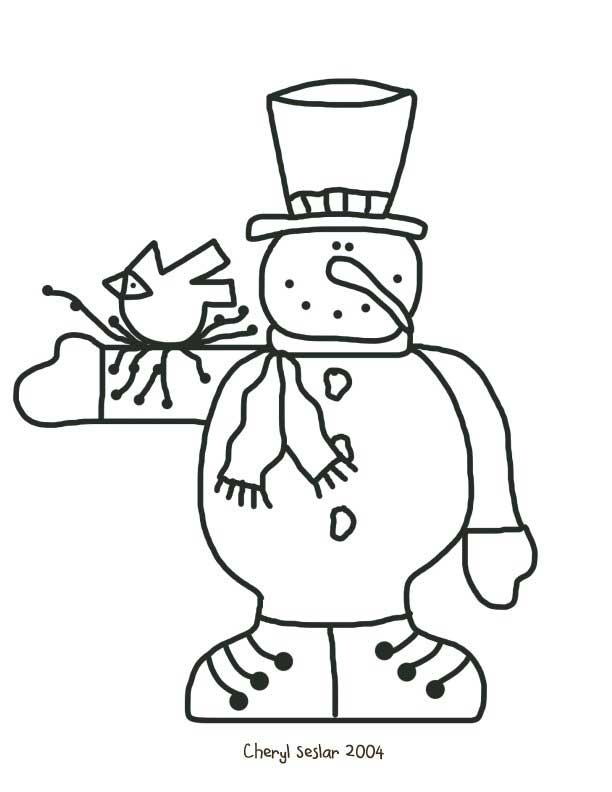 free snowbuddies coloring pages - photo#11