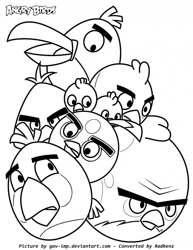 angry birds coloring pages pdf - angry birds coloring pages pdf coloring home
