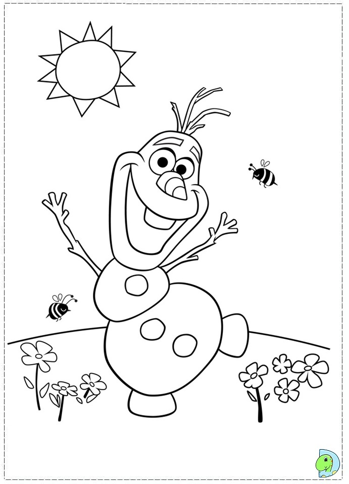 Gingerbread Man Coloring Pictures