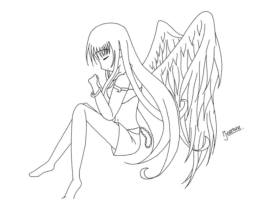 Emo coloring pages az coloring pages for Emo coloring pages