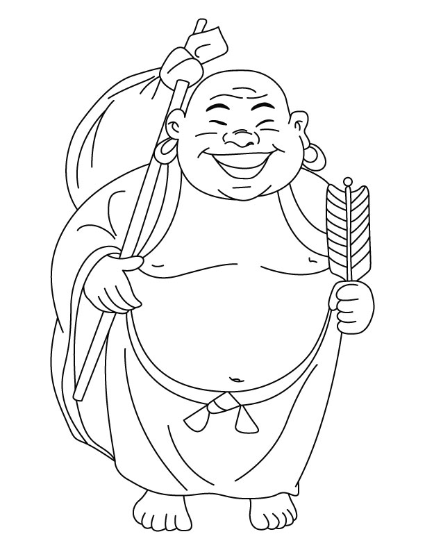 Buddha coloring page az coloring pages for Buddha coloring pages