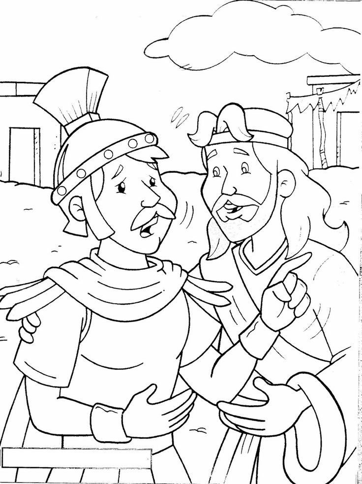 Jesus heals coloring page az coloring pages for Coloring pages of jesus
