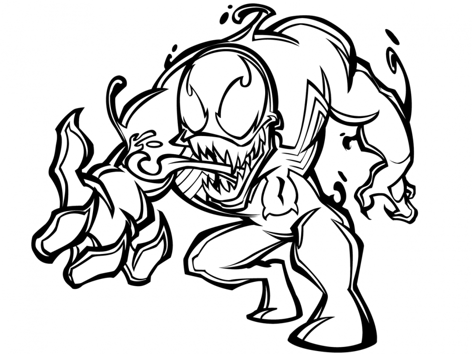 Anti Venom By Killertomm On Deviantart