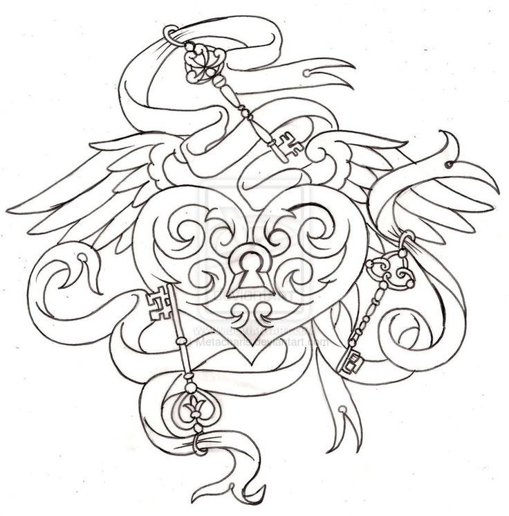 Key coloring page coloring home for Key coloring page