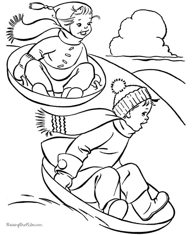Coloring Pages Children | Free coloring pages for kids