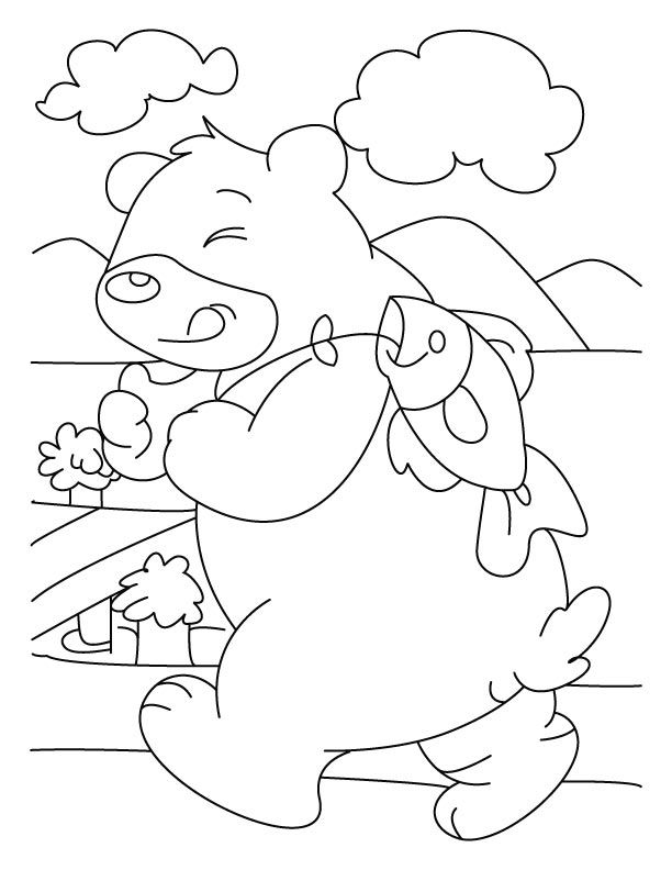 buildabear coloring pages - photo#14