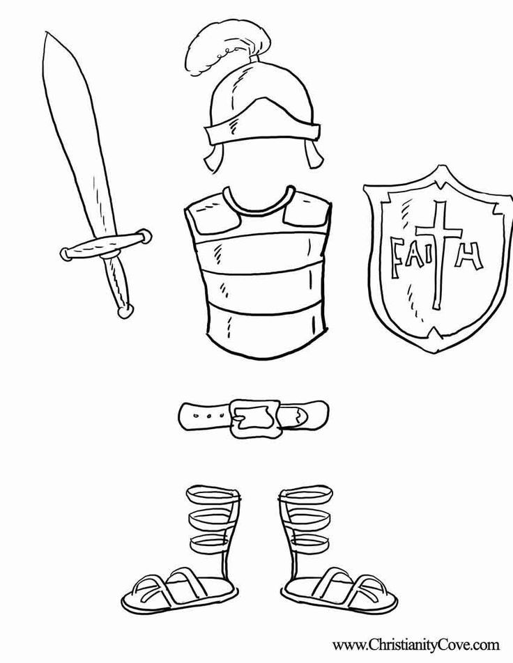 Gallery For gt Armor Coloring Pages