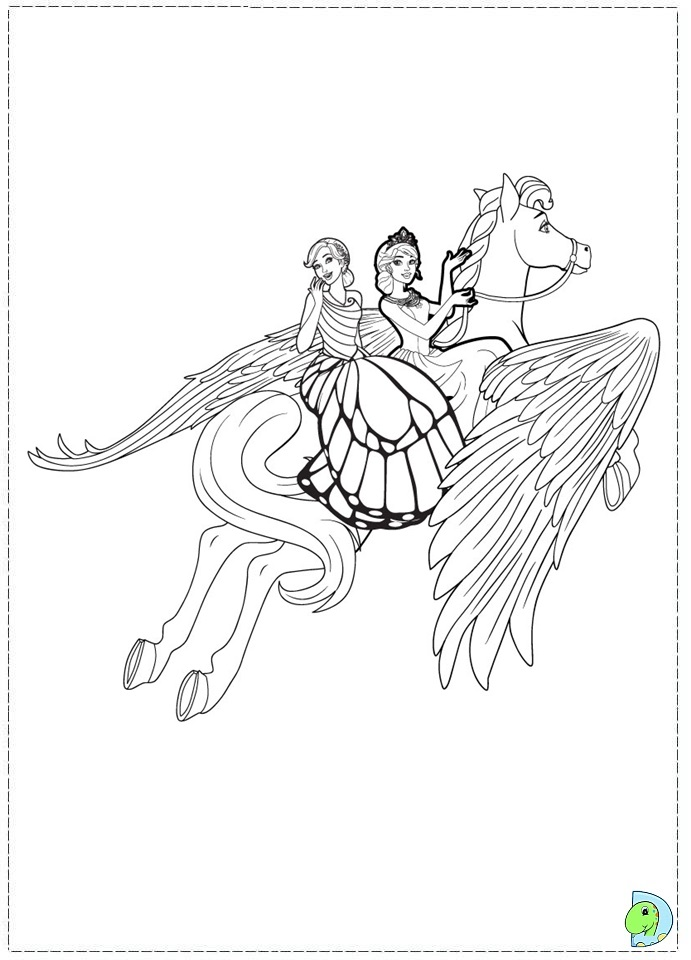 farytale princesss coloring pages - photo#14