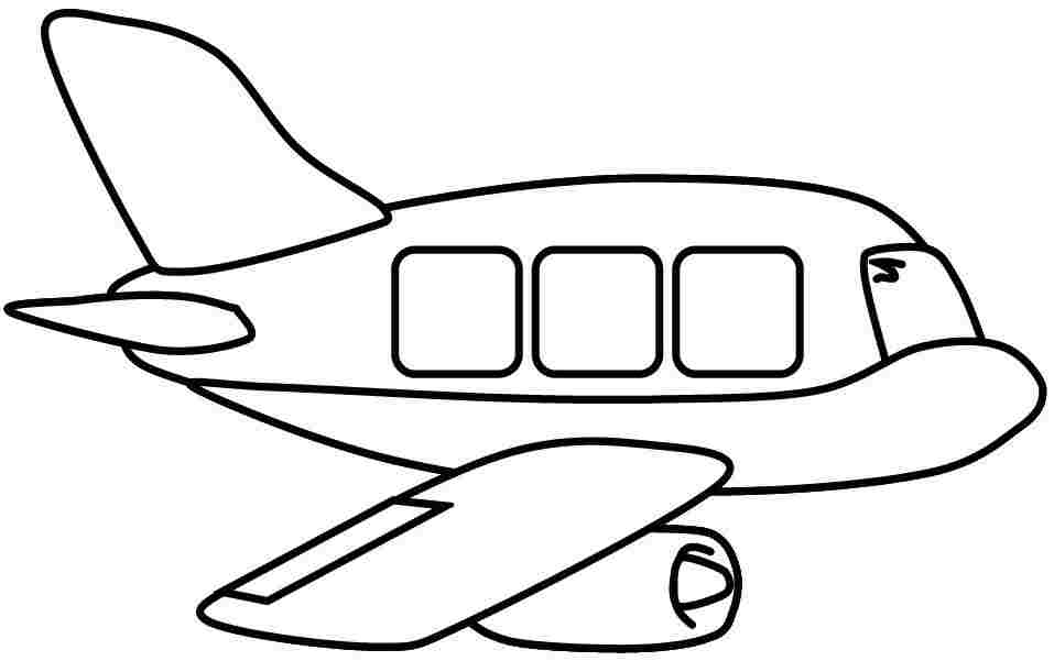 free transportation coloring pages - photo#6
