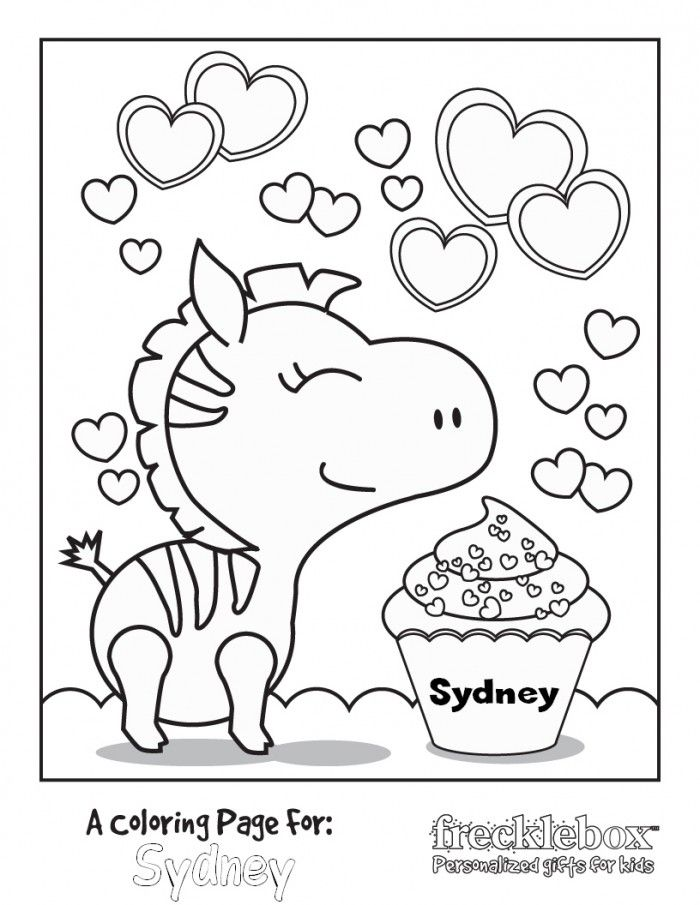 Make Your Own Name Coloring Pages