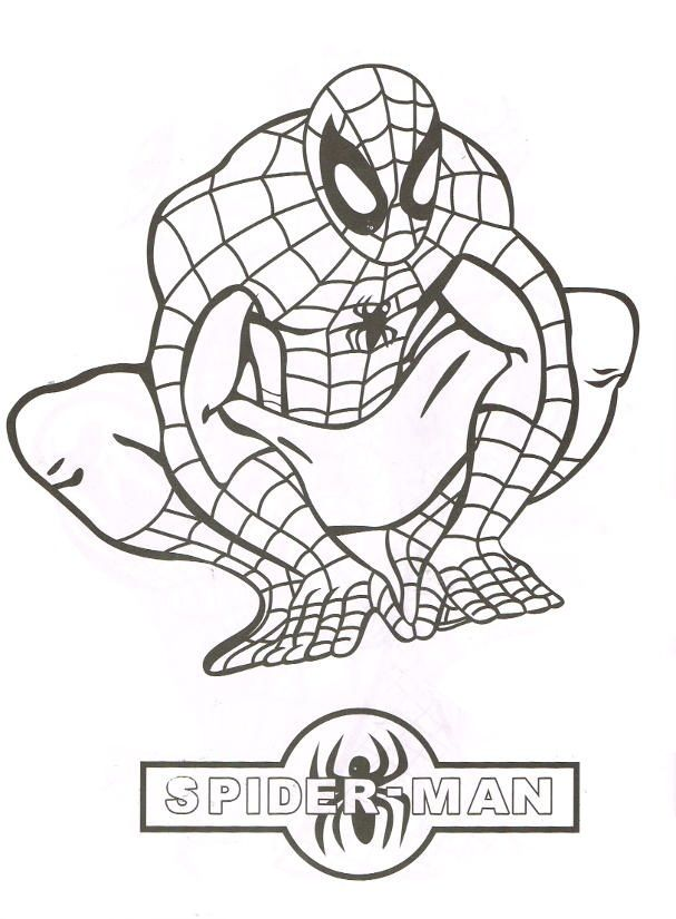 printable marvel comics coloring pages - photo#2