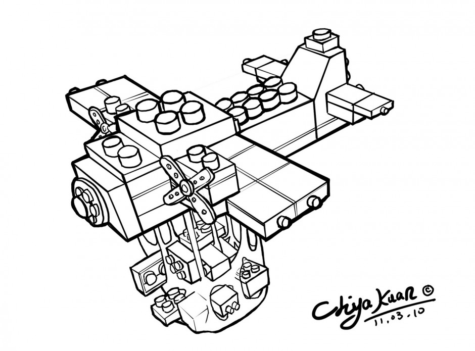 lord garmadon lego coloring pages