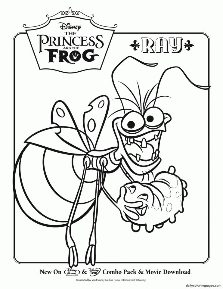 Princess And The Frog Coloring Pages Az Coloring Pages Princess And The Frog Books Free Coloring Sheets