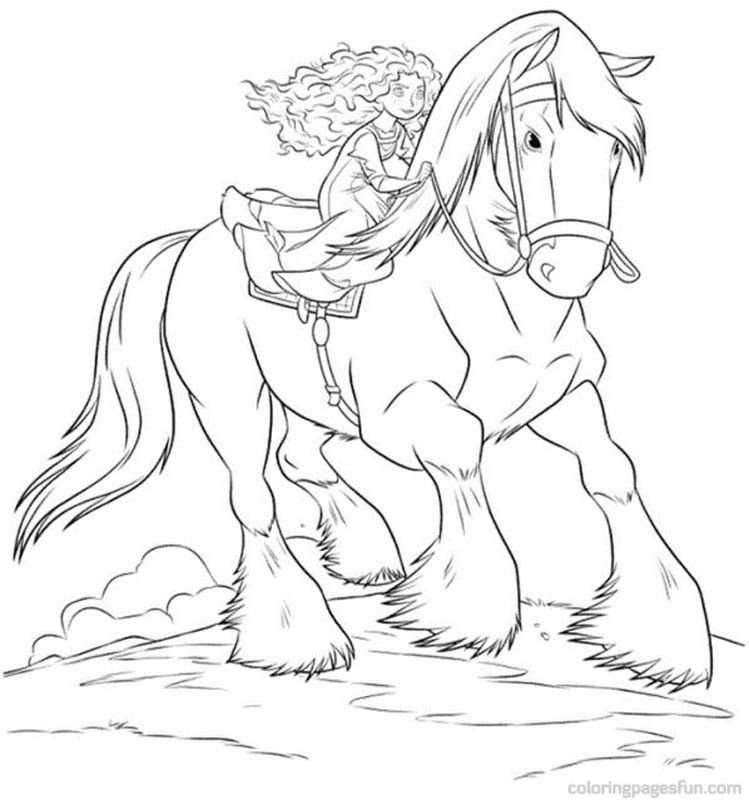 Horseland Pictures Coloring Home