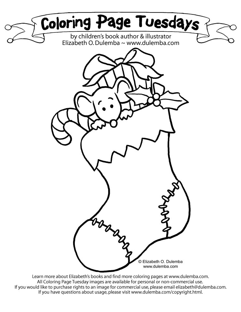 printable coloring pages christmas crafts - photo#8