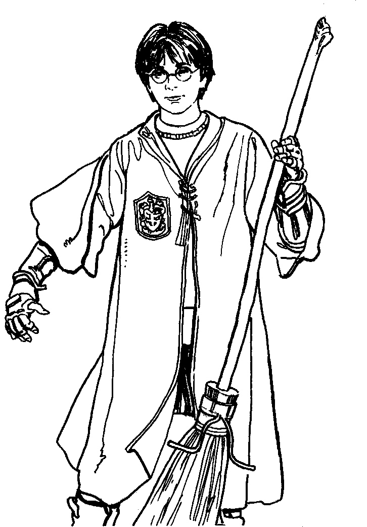 doby harry potter coloring pages - photo#24