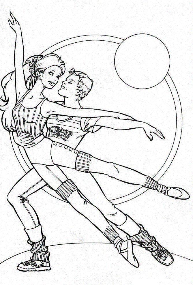 Ken And Barbie Dance