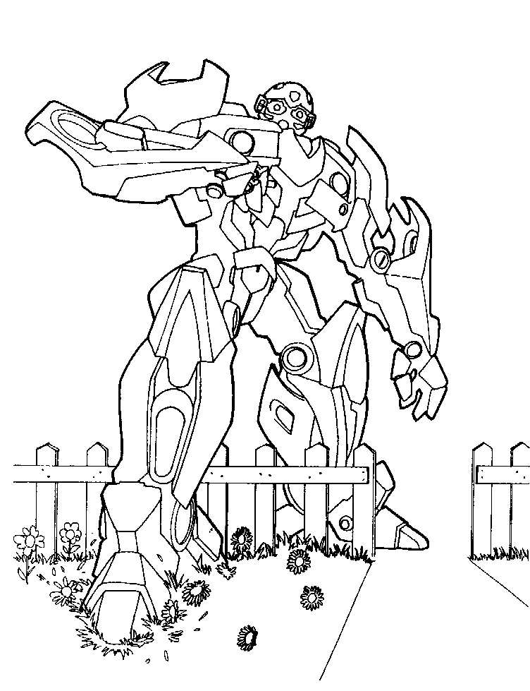 Search Results » Bumblebee Coloring Pages Transformers